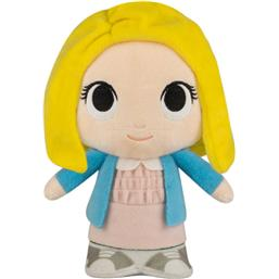 Stranger Things: Stranger Things Super Cute Plush Figure Eleven with Wig 20 cm