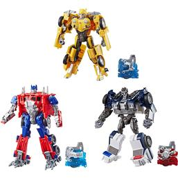 Transformers: Transformers Bumblebee Energon Igniters Power Nitro Action Figures 2018 Wave 2
