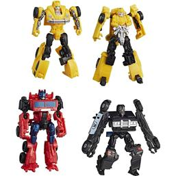 Transformers: Transformers Bumblebee Energon Igniters Power Speed Action Figures 2018 Wave 3 Assortment (8)