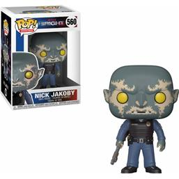 Bright: Nick Jakoby POP! Movies Vinyl Figur (#560)