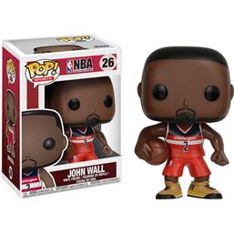 John Wall NBA POP! Sports Vinyl Figur (#26)