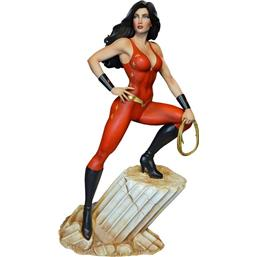 DC Comics: DC Comic Super Powers Collection Maquette Donna Troy 33 cm