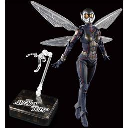 Marvel: Ant-Man and the Wasp S.H. Figuarts Action Figure The Wasp & Tamashii Stage 15 cm