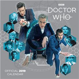 Doctor Who: Doctor Who 2019 Kalender
