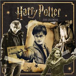 Harry Potter: Harry Potter 2019 Kalender