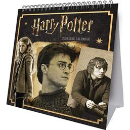 Harry Potter: Harry Potter Bord Kalender 2019