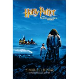 Harry Potter: Harry Potter A3 2019 Kalender