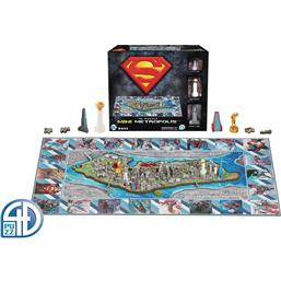 Superman: Superman 4D Mini Puzzle Metropolis (833 pieces)