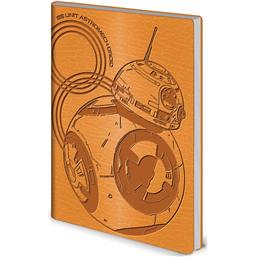 Star Wars Flexi-Cover Notebook A5 BB-8