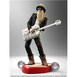 Diverse: Billy F Gibbons Rock Iconz Statue 22 cm