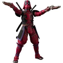 Deadpool: Marvel Comics Meisho Manga Realization Action Figure Deadpool 18 cm