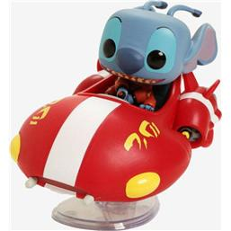 The Red One POP! Rides Vinyl Figur