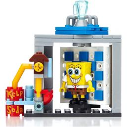 SpongeBob: SpongeBob SquarePants Mega Bloks Construction Set Photo Booth Time Machine