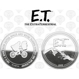 E.T.: E.T. the Extra-Terrestrial Collectable Coin E.T. (silver plated)