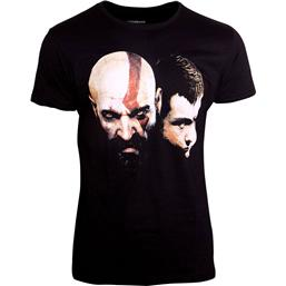 God Of War T-Shirt Kratos Son T-Shirt