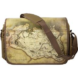 Elder Scrolls: The Elder Scrolls V: Skyrim Messenger Bag Map