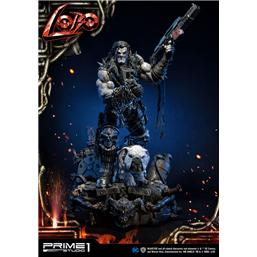 Injustice Gods Among Us Statue 1/3 Lobo 98 cm