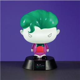 DC Comics 3D Light The Joker 10 cm