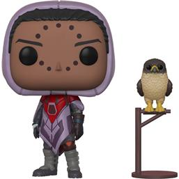Hawthorne w/ Hawk POP! Games Vinyl Figur (#337)