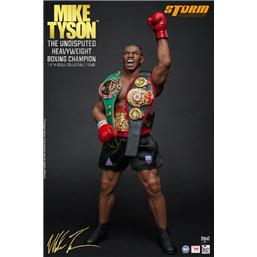 Mike Tyson: Mike Tyson Action Figure 1/6 Mike Tyson The Undisputed Heavyweight Champion 30 cm