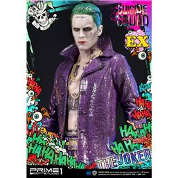 Suicide Squad: Suicide Squad Statue 1/3 The Joker Exclusive 74 cm