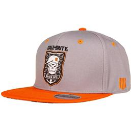 Call Of Duty: Black Ops 4 Snapback Patch Cap