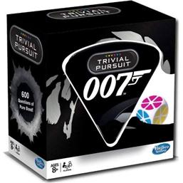James Bond 007 Trivial Pursuit Spil