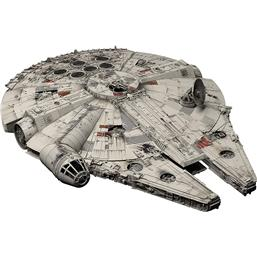 Star Wars: Star Wars Episode IV Perfect Grade Plastic Model Kit 1/72 Millennium Falcon 48 cm