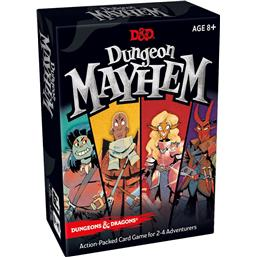 Dungeons & Dragons: Dungeon Mayhem Kortspil
