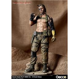 Metal Gear: Metal Gear Solid V The Phantom Pain Statue 1/6 Venom Snake Play Demo Version 32 cm
