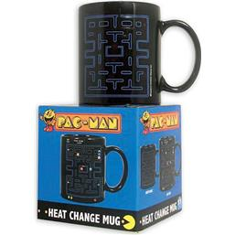 Pac-Man: Thermal effect krus