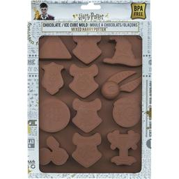 Harry Potter Chocolate / Ice Cube Mold Logos
