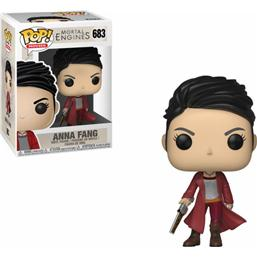 Anna Fang POP! Movies Vinyl Figur (#683)