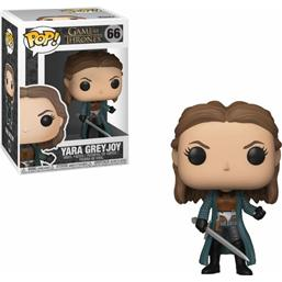 Game Of Thrones: Yara Greyjoy POP! TV Vinyl Figur (#66)