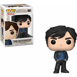 Tom Natsworthy POP! Movies Vinyl Figur (#681)