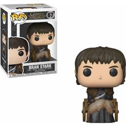 Game Of Thrones: Bran Stark POP! Television Vinyl Figur (#67)