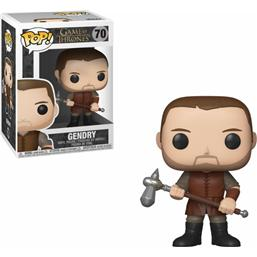 Game Of Thrones: Gendry POP! Television Vinyl Figur (#70)