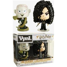 Harry Potter: Bellatrix og Voldemort VYNL Vinyl Figurer 10 cm