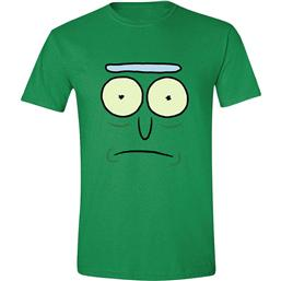 Pickle Rick Face T-Shirt