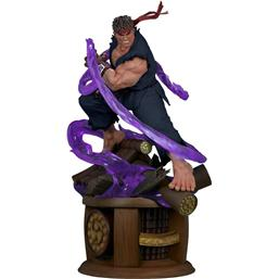 Street Fighter: Street Fighter Ultra Statue 1/4 Evil Ryu 52 cm