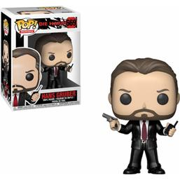 Hans Gruber POP! Movies Vinyl Figur (#669)