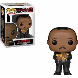 Die Hard: Al Powell POP! Movies Vinyl Figur (#668)