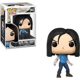 Battle Angel Alita: Alita (Doll Body) POP! Movies Vinyl Figur (#562)