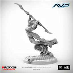 Predator: AvP Tabletop Game The Hunt Begins Expansion Pack Female Predator UniCast Edition