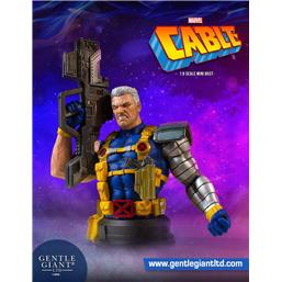 Marvel: Marvel Bust 1/6 Cable 24 cm