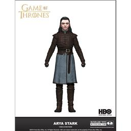 Game Of Thrones: Game of Thrones Action Figure Arya Stark 18 cm