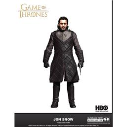 Game Of Thrones: Game of Thrones Action Figure Jon Snow 18 cm