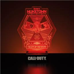 Call Of Duty: Nuketown Akryl Lampe