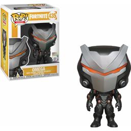 Fortnite: Omega POP! Games Vinyl Figur (#435)