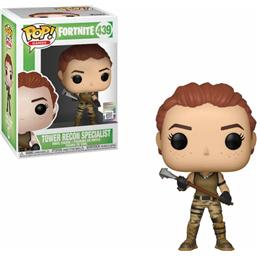 Fortnite: Tower Recon Specialist POP! Games Vinyl Figur (#439)
